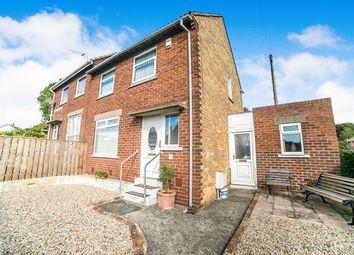 Thumbnail 2 bed semi-detached house for sale in Ennerdale Crescent, Winlaton, Blaydon-On-Tyne
