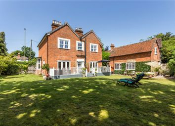 Thumbnail 4 bed property for sale in London Road, Bagshot, Surrey
