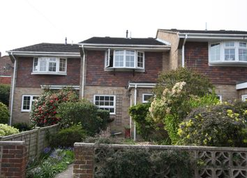 Thumbnail 3 bed terraced house for sale in Wainsford Road, Pennington, Lymington