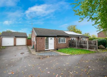 2 bed semi-detached bungalow for sale in Wheatland Close, Oadby, Leicester LE2