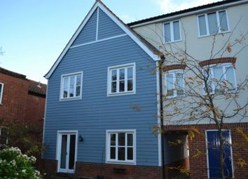 Thumbnail 2 bed property to rent in Thoroughfare Yard, Norwich