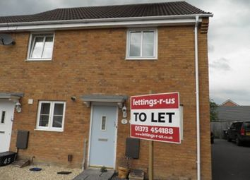 Thumbnail 2 bed property to rent in Brabant Way, Westbury Leigh, Westbury