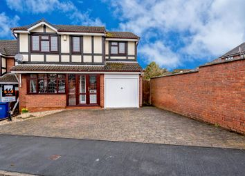 Thumbnail 4 bedroom detached house to rent in Asquith Drive, Heath Hayes, Cannock