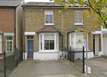 Thumbnail 3 bed end terrace house for sale in Richmond Park Road, Kingston Upon Thames