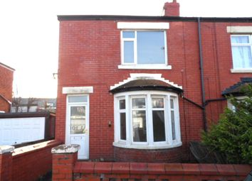 Thumbnail 2 bed terraced house for sale in Brun Grove, Blackpool