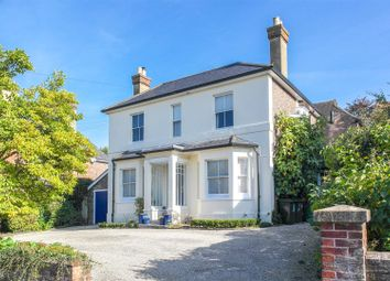 Thumbnail 5 bed detached house for sale in Framfield Road, Buxted, Uckfield