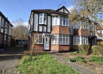 Thumbnail 1 bed flat for sale in Aboyne Drive, London