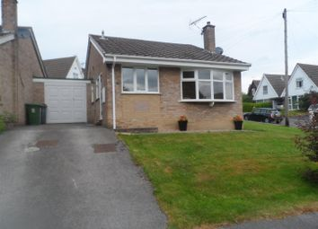 Thumbnail 2 bed detached bungalow to rent in Valley View Road, Riddings, Alfreton