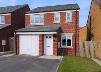 Thumbnail 3 bed detached house for sale in Bluebell Lane, Thurcroft, Rotherham