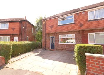 Thumbnail 2 bed semi-detached house to rent in Newquay Avenue, Stockport
