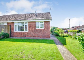 Thumbnail 2 bed semi-detached bungalow for sale in Gallands Road, Sproatley
