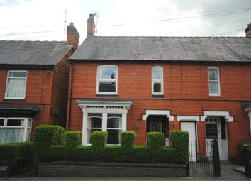 Thumbnail 4 bed semi-detached house to rent in Wrexham Road, Whitchurch, Shropshire