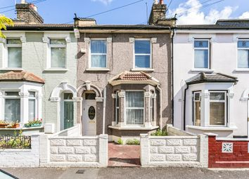 Thumbnail 3 bed terraced house for sale in Whitney Road, London
