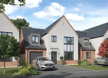 Thumbnail 4 bed detached house for sale in Parman Court, Lincoln Road
