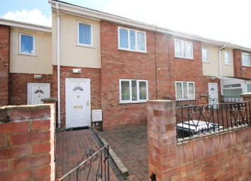 Thumbnail 3 bedroom terraced house for sale in Creasy Court, Raglan Avenue, Waltham Cross, Hertfordshire