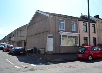 Thumbnail 3 bedroom end terrace house for sale in Fern Street, Cwmbwrla, Swansea