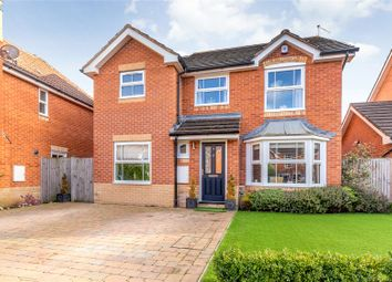 Thumbnail 4 bed detached house for sale in Tern Park, Collingham, West Yorkshire