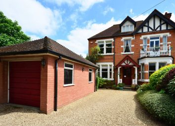Thumbnail 5 bedroom detached house to rent in Crockford Park Road, Addlestone