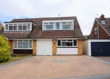 Thumbnail 3 bed semi-detached house for sale in Chestnut Drive, Polegate
