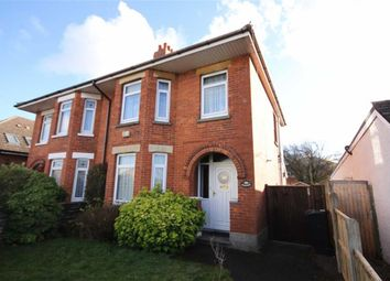 Thumbnail 3 bed semi-detached house for sale in Clarendon Road, Christchurch, Dorset