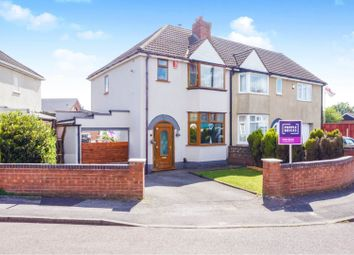 3 bed semi-detached house for sale in York Crescent, Wednesbury WS10