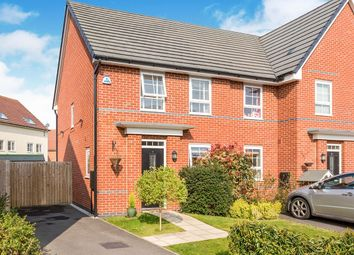 Thumbnail 3 bed semi-detached house for sale in Fuchsia Road, Northwich, Cheshire