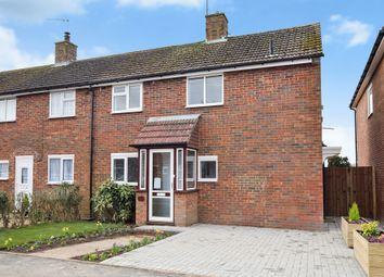 Thumbnail 2 bed end terrace house for sale in Warwick Road, Kennington, Ashford