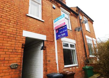 Thumbnail 3 bed terraced house for sale in Bernard Street, Lincoln