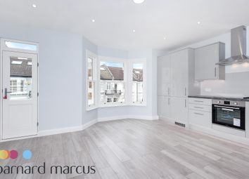 Thumbnail 3 bed flat to rent in Burnfoot Avenue, London