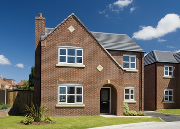 Thumbnail 4 bed detached house for sale in The Malham, William Nadin Road, Swadlincote, Derby