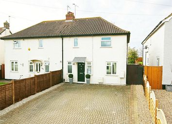 Thumbnail 2 bed semi-detached house for sale in West Road, Sawbridgeworth, Hertfordshire