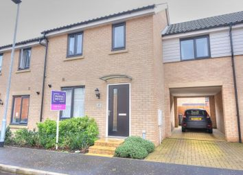 Thumbnail 3 bed town house for sale in Peter Pulling Drive, Norwich