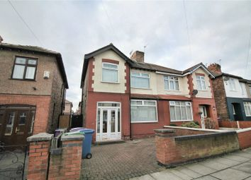 Thumbnail 3 bed semi-detached house for sale in Solar Road, Aintree, Liverpool