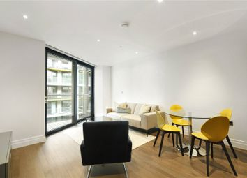 Thumbnail 2 bed flat for sale in Riverlight Quay, Nine Elms, London