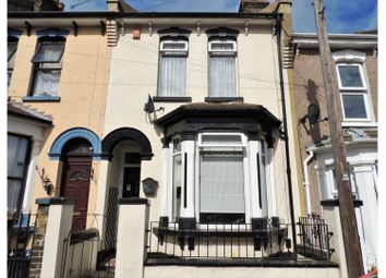 Thumbnail 3 bed terraced house for sale in Kitchener Road, Rochester