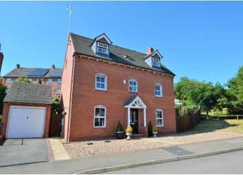 Thumbnail 5 bed detached house for sale in Eastfields, Braunston, Daventry