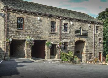Thumbnail 3 bed barn conversion for sale in George's Square, Cullingworth, West Yorkshire