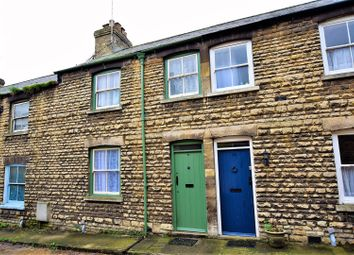 Thumbnail 2 bed terraced house to rent in Cornstall Buildings, St. Leonards Street, Stamford
