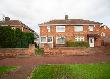 Thumbnail 2 bed semi-detached house for sale in Browning Avenue, Hartlepool