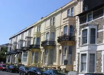 Thumbnail 1 bed flat to rent in Upper Church Road, Weston-Super-Mare, North Somerset