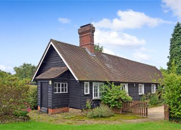 Thumbnail 2 bed detached bungalow to rent in Brighton Road, Godalming, Surrey