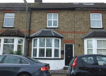 Thumbnail 3 bedroom terraced house to rent in Oatlands Road, Burgh Heath, Tadworth