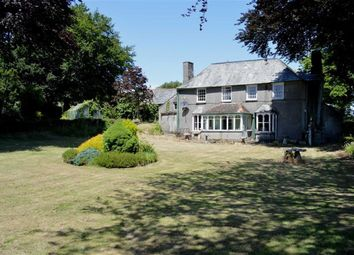 Thumbnail 6 bed detached house for sale in Canworthy Water, Launceston