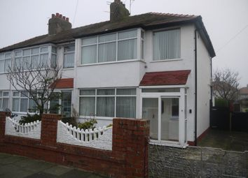 Thumbnail 3 bed property to rent in Rookwood Avenue, Thornton-Cleveleys