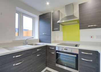 Thumbnail 2 bedroom end terrace house for sale in Tillhouse Road, Cranbrook, Exeter