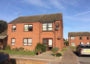 Thumbnail 2 bed flat to rent in Warnes Close, Cromer, Cromer