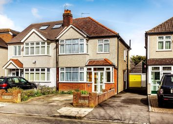 Thumbnail 3 bed semi-detached house for sale in Cranleigh Road, London