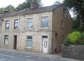 3 bed end terrace house for sale in Newchurch Road, Stacksteads, Bacup, Lancashire OL13