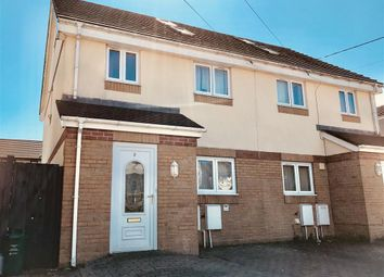 Thumbnail 3 bed semi-detached house to rent in Mason Street, Aberaman, Aberdare