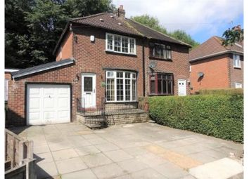 Thumbnail 2 bed semi-detached house for sale in Hazelwood Road, Stockport